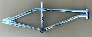 1984 GT Pro Performer Frame Chrome Never Built Old School BMX Freestyle