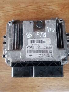 Kia rio 1.5 diesel ECU BOSCH 39101-2A615 For 2005-2010