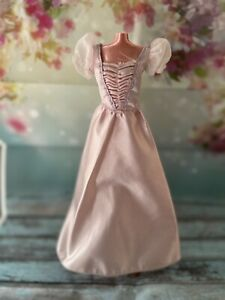 BARBIE Vintage  Ball Gown Pink  - DOLL NOT INCLUDED
