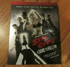 Sin City: A Dame to Kill For (Bluray 3D + 2D Blu-ray, with slipcover) Brand New