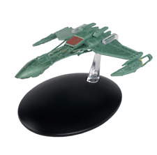 Klingon D5 Class - Star Trek Eaglemoss #102 englisch - Metall Modell Model - neu