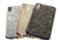 Bling Diamond Case Cover For iPhone X XR XS Max 7 8 Plus With Swarovski Element