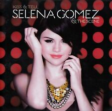 SELENA GOMEZ & THE SCENE : KISS & TELL / CD - TOP-ZUSTAND