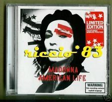Madonna American Life Limited Edition Australian CD mint
