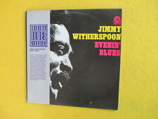 Jimmy Witherspoon Lp - Evenin' Blues