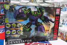New IN STOCK Transform Generations Combiner Wars Devastator GIFT