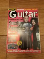GUITAR MAGAZINE VOL. 10 NO.8 (MARCH 2000) SMASHING PUMPKINS STEELY DAN WANNADIES
