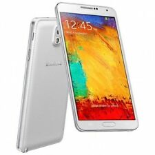 SAMSUNG GALAXY, NOTE 3, UNLOCKED, WHITE 32GB, 4G -SM,N9005-NEW OTHER