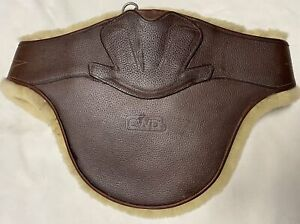 "CWD Belly Guard / Stud Girth with Sheepskin 145 (58"") - Excellent Condition"