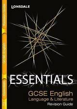 Collins GCSE Essentials: English Language and Literature: Revision Guide by...