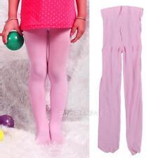 Fashion Girls Pantyhose Kids Tights HOSIERY Stockings Opaque Velvet Ballet Dance