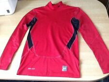 Nike Long Sleeve Fitness Activewear for Men with Compression