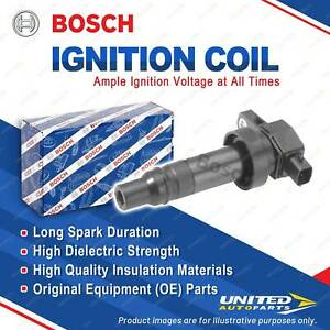 1 x Bosch Ignition Coil for Hyundai i30 FD Accent Solaris Verna RB i20 Veloster