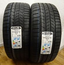 2 NEU CONTINENTAL 275/45 R21 110V Cross Contact Winter Winterreifen DOT2315 XL 4