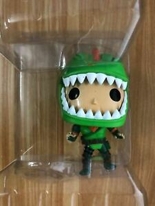 POP Video Game Fortnite Toys - Rex #443 PVC Action Figure Without Box