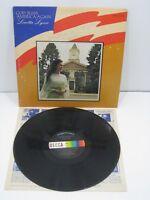 VINTAGE VINYL RECORD ALBUM LP LORETTA LYNN GOD BLESS AMERICA SIGNED