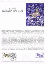 Document Officiel   1980 17   Nature Graellsia Isabellae  Yv N° 2089