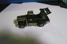 1982 Matchbox Kenworth  Black Tyrone Malone Bandag Bandit  Drag Truck clean