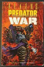 Aliens vs. Predator: War (Graphic Novel)