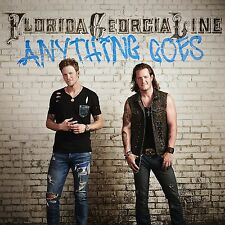 Anything Goes by Florida Georgia Line (CD, Oct-2014, Republic Nashville)