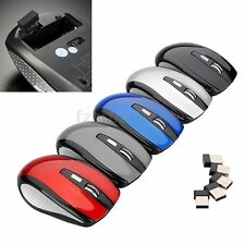 New 2.4GHz USB Wireless Optical Scroll Mouse Mice for DELL LENOVO HP PC Laptop