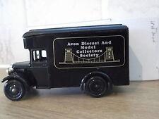 Lledo LP16004, Dennis parcelas van, Avon Diecast Y Sociedad De Coleccionistas Modelo