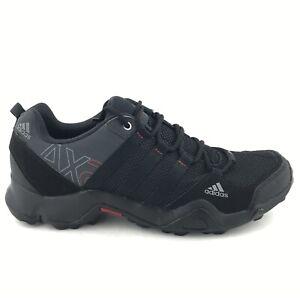 Adidas Terrex AX2 Mens Size 10 Black Athletic Hiking Trail Shoes