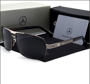 New AMG Herren Sonnenbrille Fahren Sonnenbrille  Fahrt Sportbrillen UV400