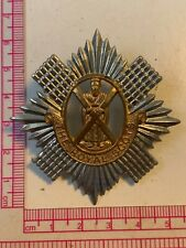 More details for ww1 / ww2 british army the royal scots cap badge