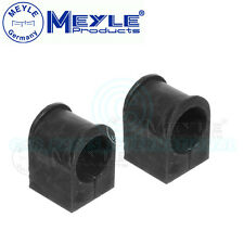 2x Meyle (Germany) Anti Roll Bar Bushes Front Axle Left & Right No: 034 032 0092