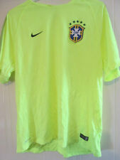 Brazil 2010 Training Leisure Football Shirt Size XL /35703