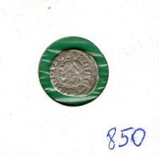 HUNGARY - LOUIS I. - I. LAJOS  1342-1382  SILVER OBULUS - 850 -  super Quality