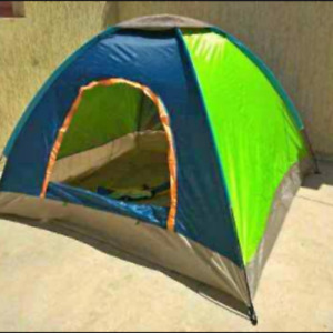 3 person instant up automatic camping tent waterproof outdoor hiking travel comf