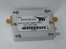 NEW Spanawave Low Noise Amplifier 100-2200 MHz SLA-01022R