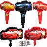 Cars 3  Ballon Kindergeburtstag Party Folienballon Lightning McQueen Disney