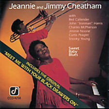 Jeannie & Jimmy Cheatham - Sweet Baby Blues [New CD]