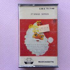 27 Xmas Songs Cassette (C30)
