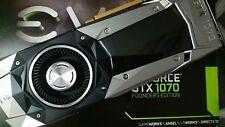 EVGA NVIDIA GeForce GTX 1070 SC 8gb Gddr5 FOUNDERS EDITION