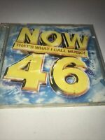 Now That's What I Call Music 46 Various Artists :DOUBLE  CD  43 TRACKS
