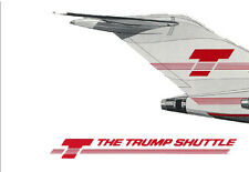 "Trump Shuttle Airlines Logo Fridge Magnet 3.25""x2.25"" Collectibles (LM14038)"