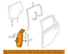 Chevrolet GM OEM 04-08 Aveo Rear Door-Window Lift Regulator 94567369