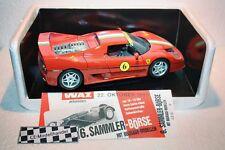 Ferrari F50 Hard-Top # 6 • Börsenmodell 1995 • Bburago • 1:18