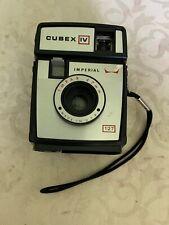CUBEX IV 127 film Imperial Camera Co. Chicago