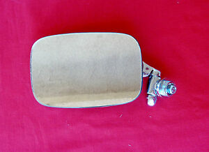 VW KARMANN GHIA 1968-1974, BRAND NEW! LEFT SIDE VIEW MIRROR COUPE OR CONVERTIBLE