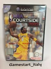 NBA COURTSIDE 2002 NINTENDO GAME CUBE GC - PAL NUOVO NEW SEALED SIGILLATO BASKET