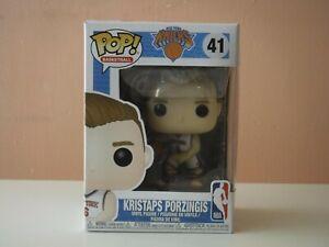 FUNKO POP! NBA NEW YORK KNICKS - KRISTAPS PORZINGIS #41