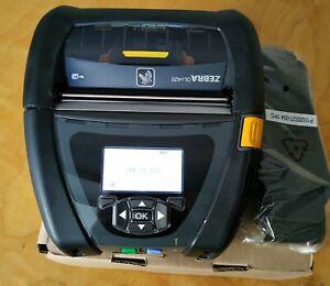 Zebra QLn420 Direct Thermal Wireless Printer, QN4-AUNAEM11-00