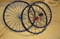 3 Stück  Rollstuhl Felgen DELFI Spirit 24 Zoll /12,7mm/  Super Qualität