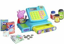 Peppa Pig Cash Register Play Set - Toy Checkout With Shopping Accessories