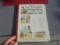 FABLES DE LA FONTAINE BENJAMIN RABIER 1ere Partie 1906 67 Fables